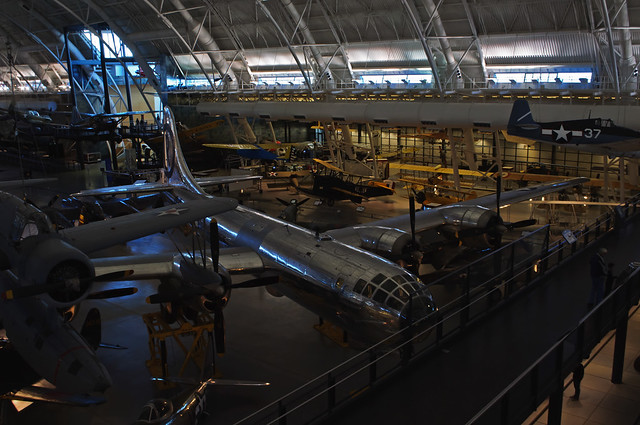 Strategic Air and Space Museum by CC user skinnylawyer on Flickr