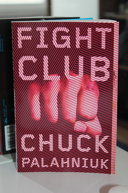 Fight Club-Chuck Palahniuk