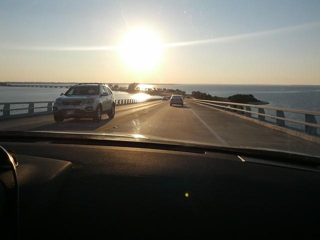 Sanibel Causeway Sunset