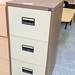 3 door filing cabinet