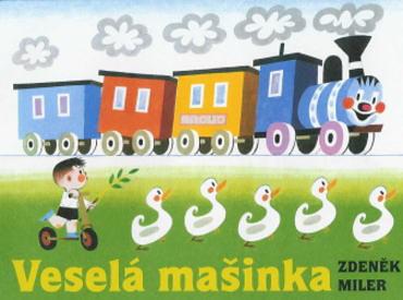 チェコの絵本 ZDENKA MILER