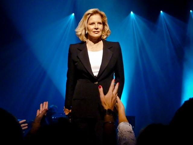 Sylvie Vartan - Théâtre du Châtelet, Paris (2011)