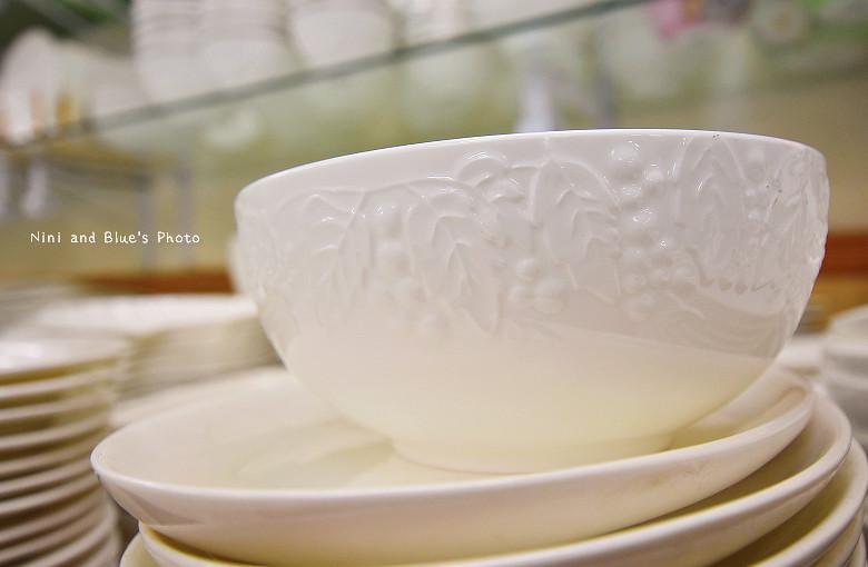 台韓實業台中骨瓷餐具批發杯盤日本碗盤13