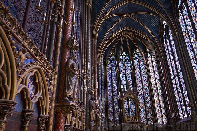 Sainte Chapelle ~ Paris