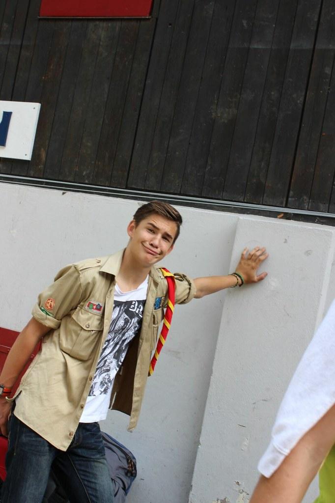 HeLa Pfadi- und Piostufe 2014
