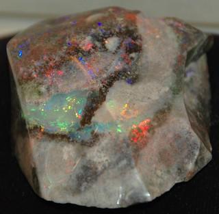 Precious opal (Andamooka Opal Fields, South Australia) 1
