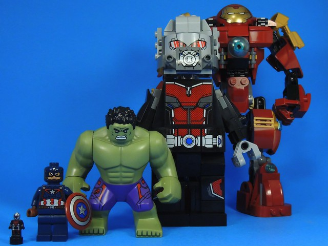 Marvel Scale