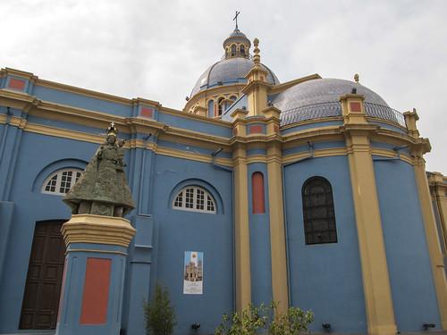 Salta: une autre église