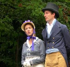 Jane Austen Parade, Bath