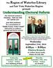 Understanding Electoral Reform ~ Elmira