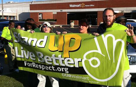 Organization United for Respect at Walmart