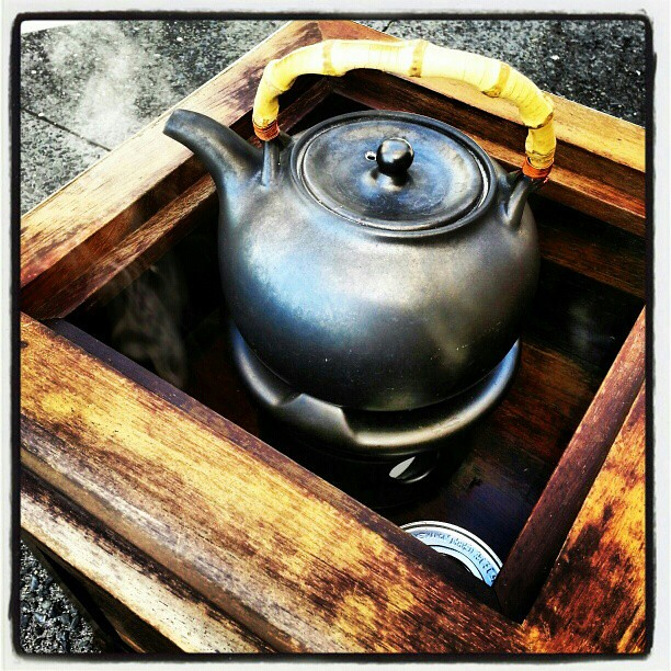 Hot Water Pot #moretea