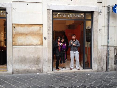 Il Gelato Di San Crispino Rome