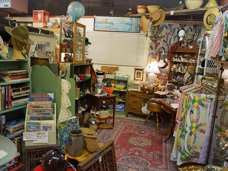 Farmhouse Antiques 8028 Southeast 13th Avenue Portland, OR 97202