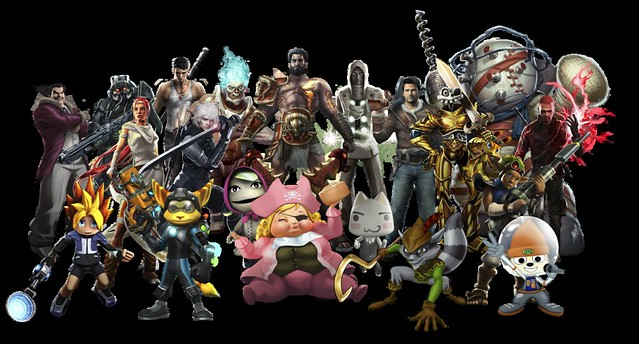 PlayStation All-Stars Battle Royale: Pre-order bonus skins