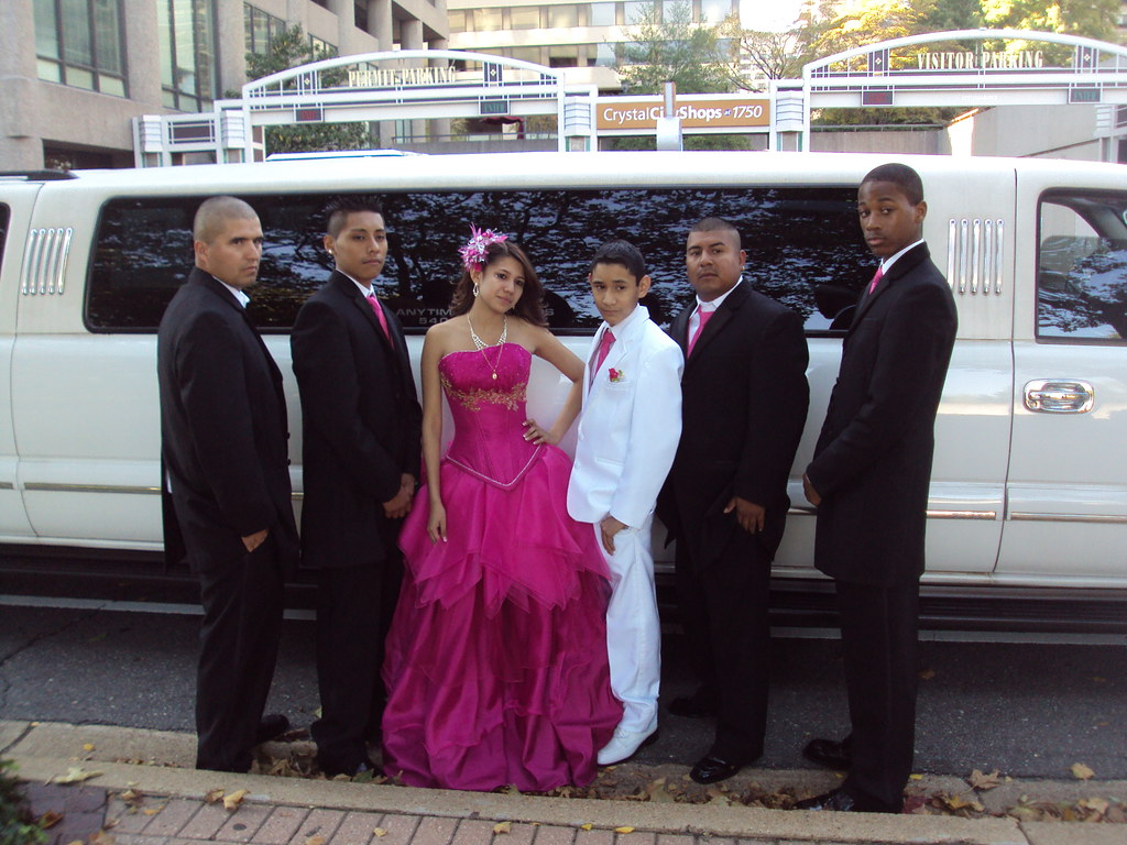 Birthday Parties Anytime Limo