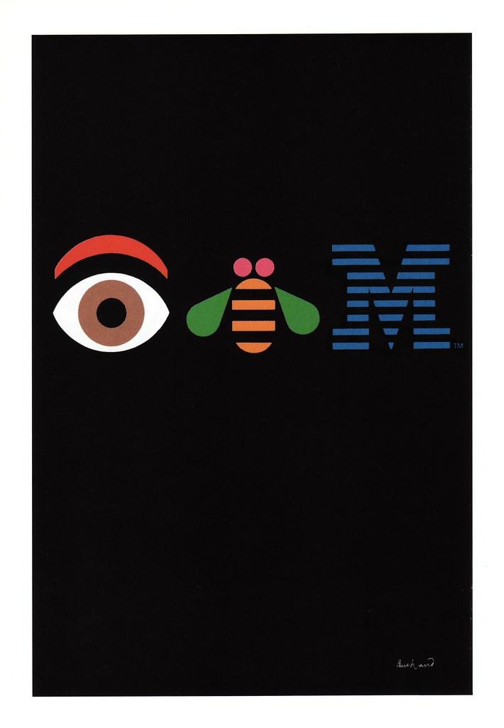 IBM poster  (1981)