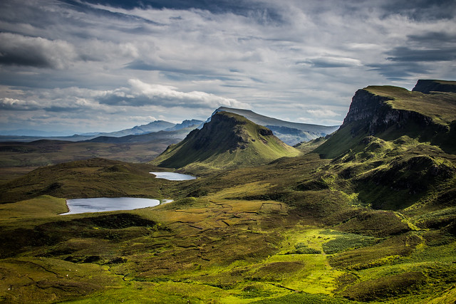 The Quirang, Isle of Skye