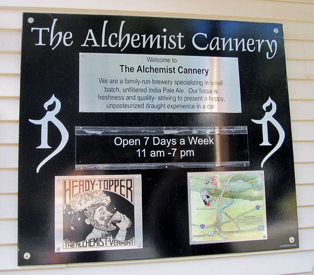 The Alchemist Cannery