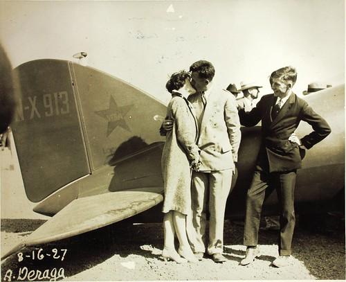 "Dole Air Race Lockheed Vega """"Golden Eagle"""" NX913"