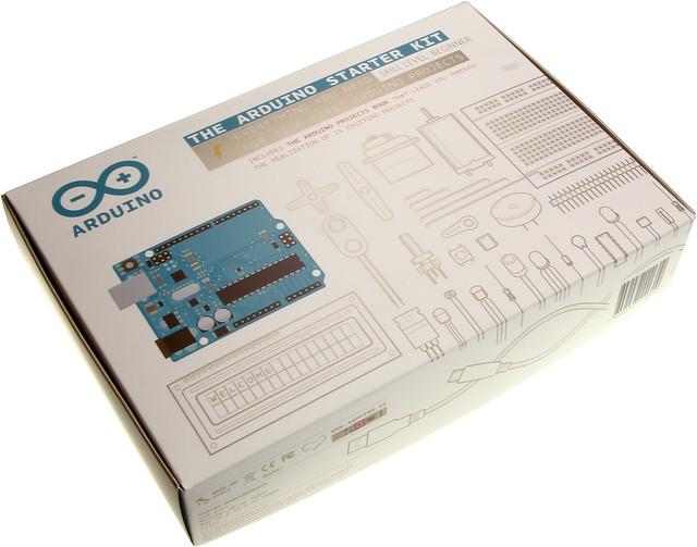 Arduino arduinostarterkit