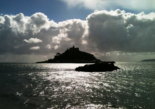 St Michaels Mount by Boxbrownie3
