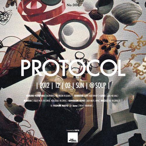 PROTOCOL # 6