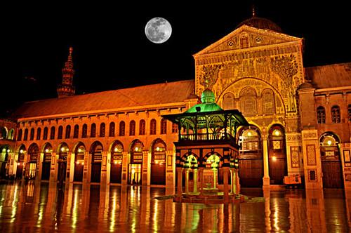 Omayad Mosque Syria