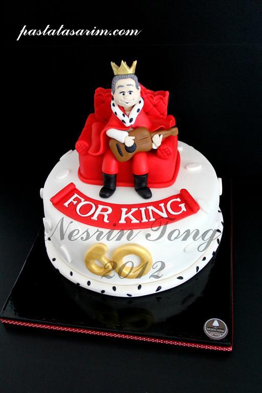 The King Cake Medium Cake By Nesrin Tong Flickr