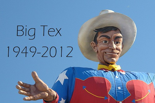 Big Tex Will Be Missed