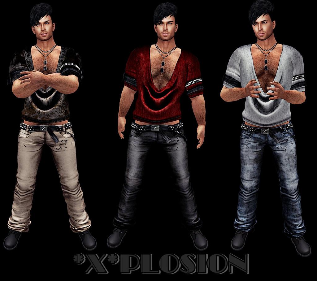 *X*plosion