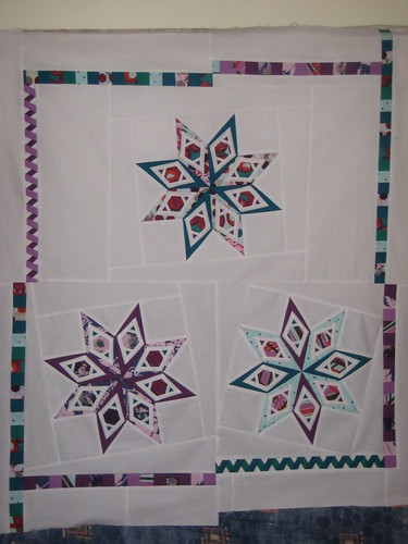 Hexagon Star Quilt