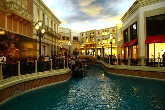 Postcard #12 – Venetian Las Vegas