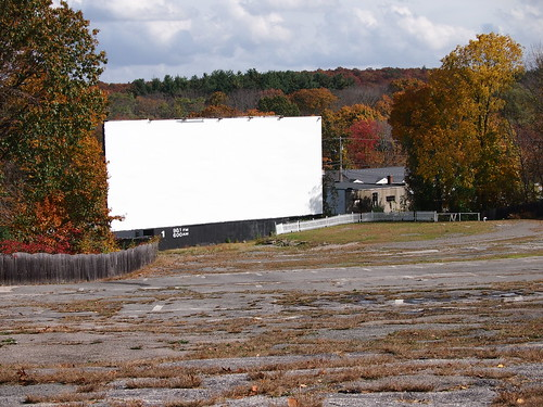 Closed for the Season - Rustic Drive-In by beyond providence