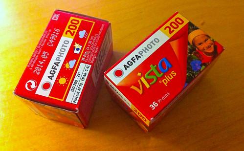 Film - £1 a roll