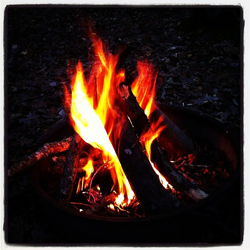 Oct. 20: Fire! Fire!