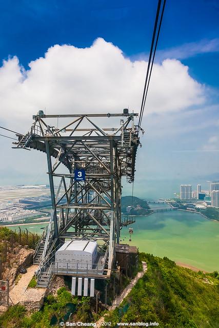2012 香港昂坪