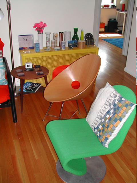 my salon in 2003
