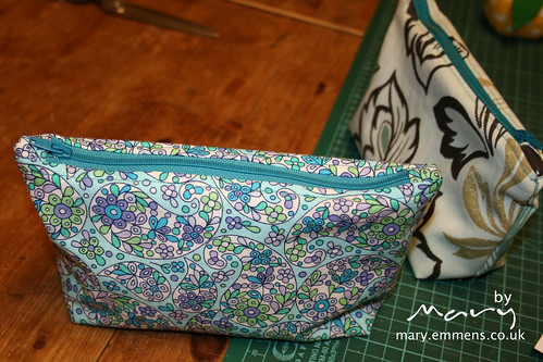 Zip purse workshop - results!