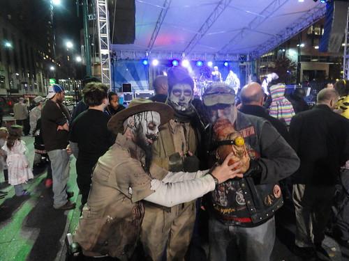Cincinnati Zombie Walk