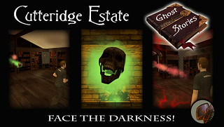 PlayStation Home: Cutteridge Ghost Stories