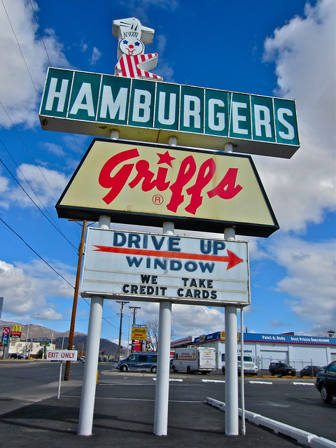 griffs hamburgers  albuquerque  nm