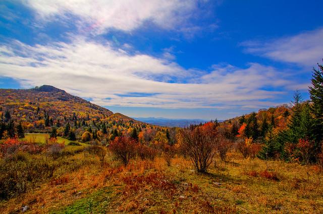 Grayson Highlands State Park photo courtesy of Sandy River Photography