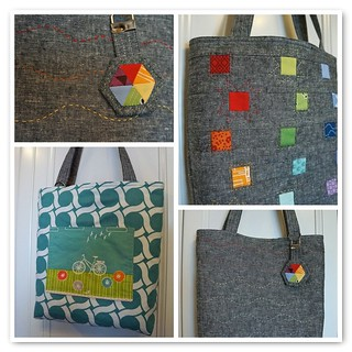 Mouthy Stitches 2 Completed Tote