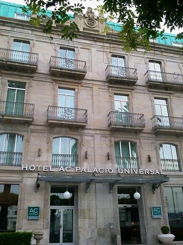 AC Palacio Vigo Spain