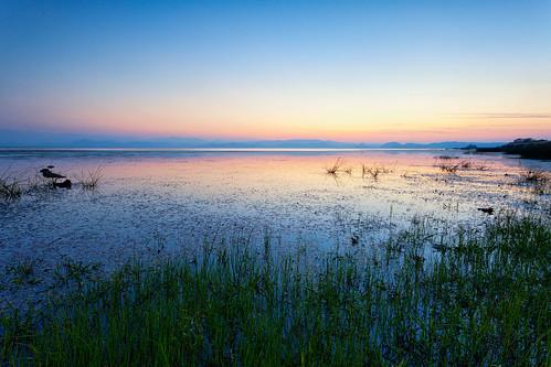 sunset lake water japan canon landscape eos evening 日本 夕景 fukushima 福島県 inawashiro 猪苗代湖 canonef1740f4lusm 猪苗代町 5dmarkii chibitomu