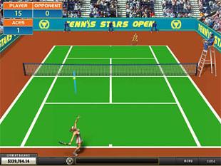 Tennis Stars Championship Bonus