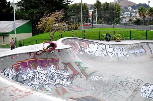 Potrero Skate Park