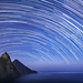 St Lucia & The Pitons - Startrails by Baggers~