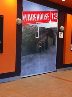 Warehouse13 Set Tour